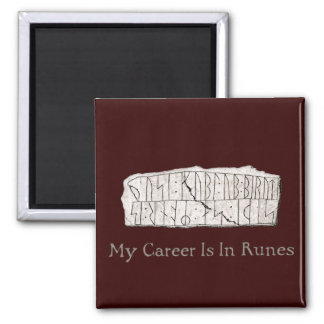 Rune DR 81 2 Inch Square Magnet