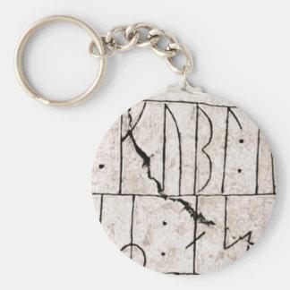 Rune DR 81 Keychain