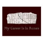 Rune DR 81 Post Card