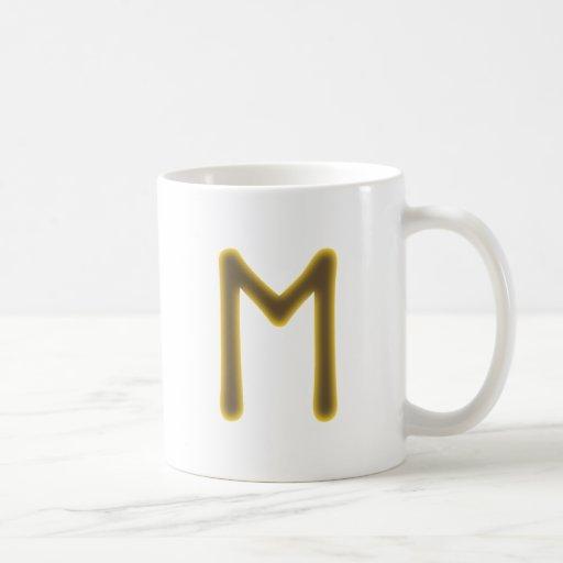 Rune Ehwaz Coffee Mug