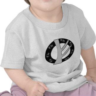 Rune Fehu T-shirts