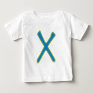 rune Gebo Futhark Baby T-Shirt
