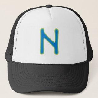 Rune Hagalaz Trucker Hat
