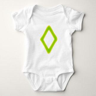 Rune Ingwaz Baby Bodysuit