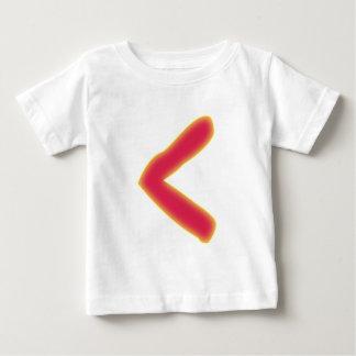 rune Kenaz futhark Baby T-Shirt