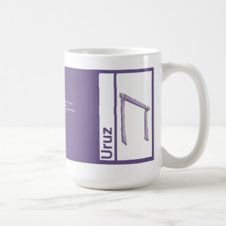Rune Mug :: Uruz