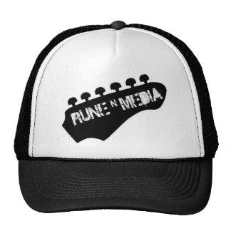 Rune 'N Media Cap Trucker Hat