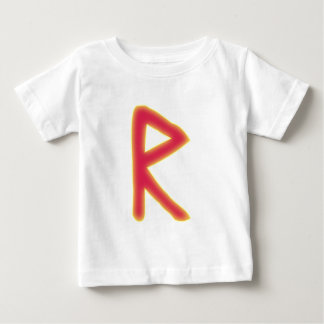 rune Raidho Futhark Baby T-Shirt