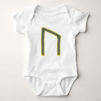 rune Uruz Futhark Baby Bodysuit