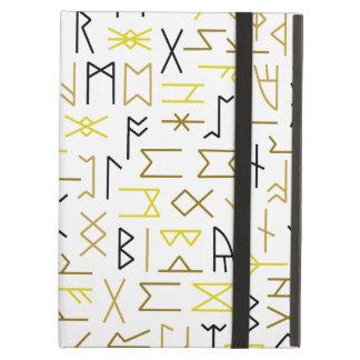 Runes iPad Air Cover