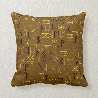 Runes Pillows