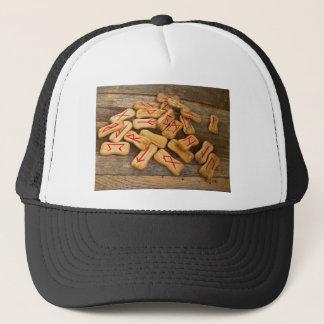 Runes Trucker Hat