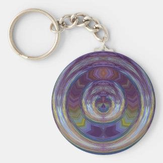 Runescape Basic Round Button Keychain