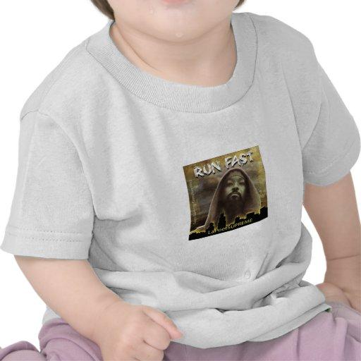 RunFast… nuevo escoge Camiseta