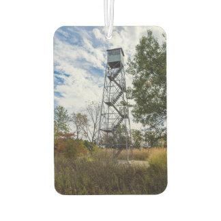 Runge Fire Tower Air Freshener
