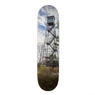 Runge Fire Tower Skateboard Deck
