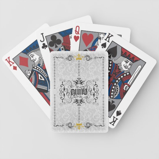 RunIt Deck Bicycle Playing Cards