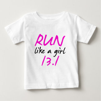 runlikeagirl13 baby T-Shirt