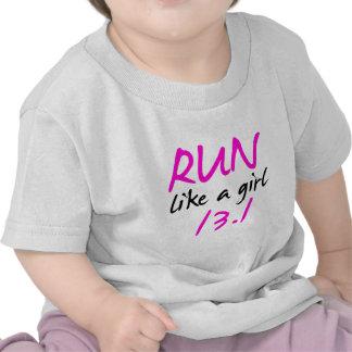 runlikeagirl13 camisetas