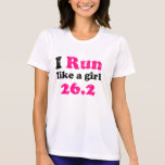 runlikeagirl26 camiseta