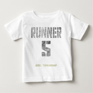Runner 5 from Abel Township Baby T-Shirt