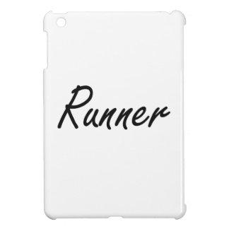 Runner Artistic Job Design iPad Mini Cover