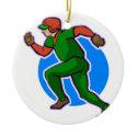 Runner Baseball