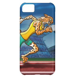 Runner Cheetah iPhone 5C Case