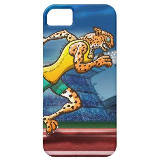 Runner Cheetah iPhone SE/5/5s Case