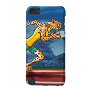 Runner Cheetah iPod Touch (5th Generation) Case