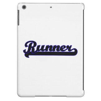 Runner Classic Job Design iPad Air Cases