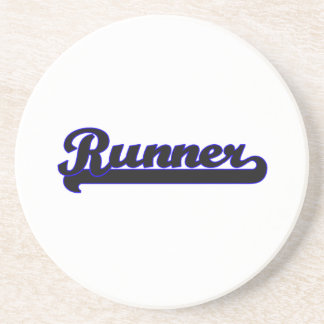 Runner Classic Job Design Coaster