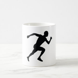 Runner Coffee Mug