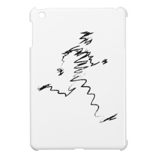 Runner cool illustration cover for the iPad mini