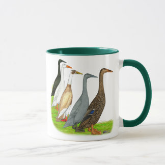 Runner Duck Assortment Mug