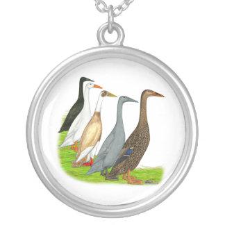 Runner Duck Assortment Pendants