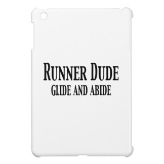 Runner Dude (glide and abide) Cover For The iPad Mini
