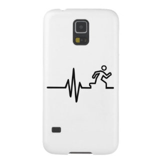 Runner frequency case for galaxy s5