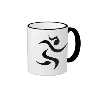 Runner Girl Mug