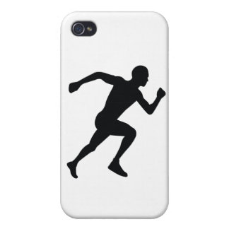 Runner iPhone 4 Cases
