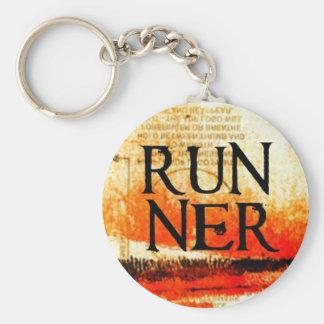 Runner Keychain