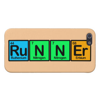 Runner Made of Elements iPhone SE/5/5s Case