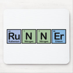 Mousepad with Runner design