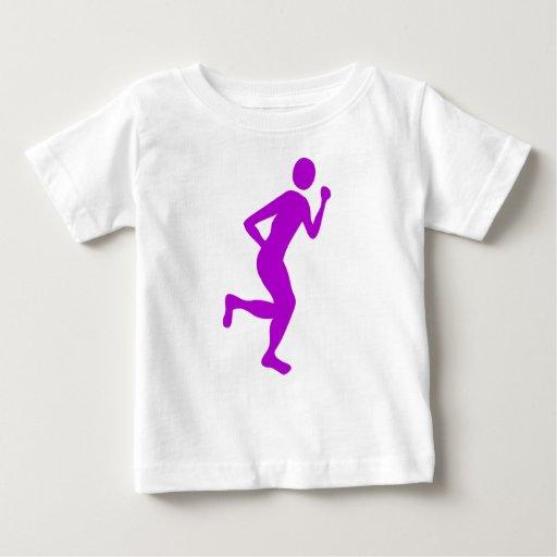 Runner (Male) - Purple Tshirts