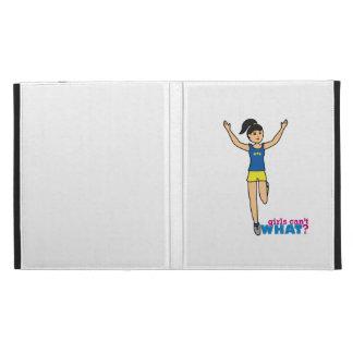 Runner - Medium - No Finish Line iPad Folio Covers