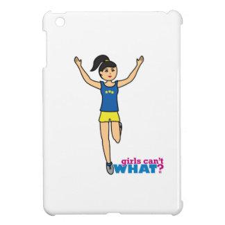 Runner - Medium - No Finish Line iPad Mini Case