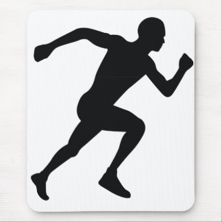 Runner Mouse Pad