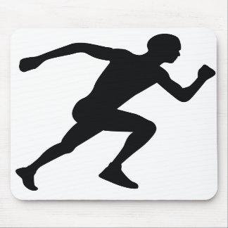 Runner Mousepad