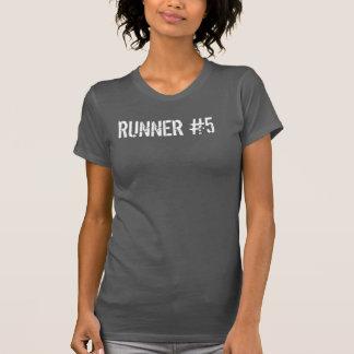 Runner Number Five T-Shirt