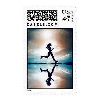 runner postage